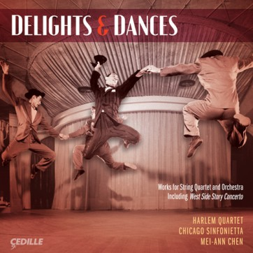 cedille delights dance
