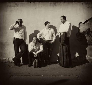 3 Talich Quartet (© Bernard Martinez)