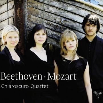 CD_Aparte_Beethoven_Mozart_Chiaroscuro Quartet
