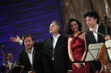 Triple concerto Annecy ® Yannick Perrin