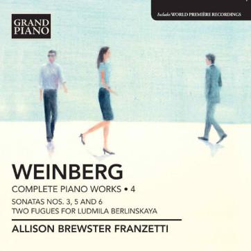 Mieczyslaw Weinberg par Allison Brewster Franzetti