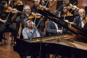 Elisabeth Leonskaja, photo 1, par Yunus Durukan