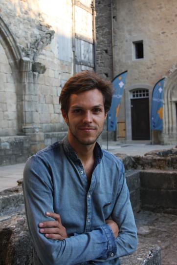 Raphaël Pichon © Jean-Noël Démard