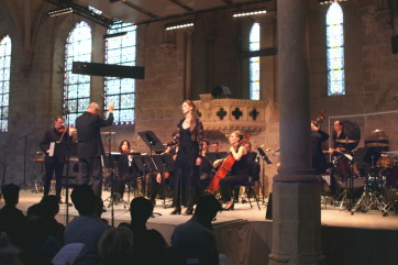 Namascae Lemanic Modern Ensemble avec Hélène Walter