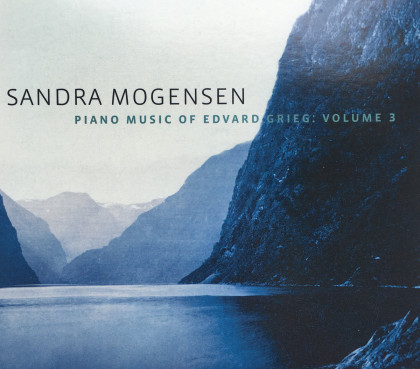 SANDRA MOGENSEN_Piano Music of Edvard Grieg
