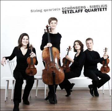 Schoenberg & Sibelius - String Quartets - Tetzlaff Quartet
