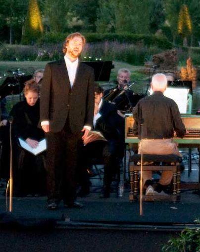 Purcell dans les jardins de william christie festivals - Festival dans les jardins de william christie ...