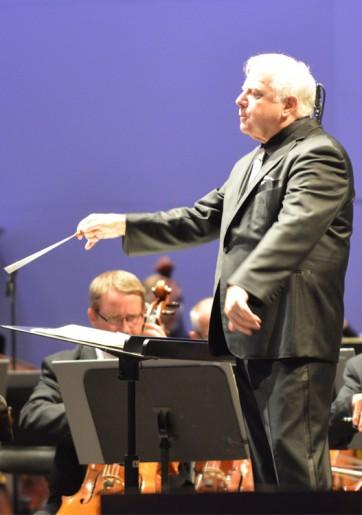 Leonard Slatkin Festival Berlioz 2013 - © Gérard Gay-Perret Festival Berlioz