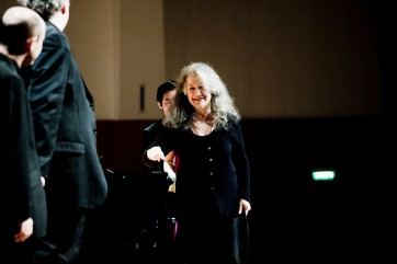 ARGERICH AND FRIENDS 22122013 Julien Mignot - Salle Pleyel e