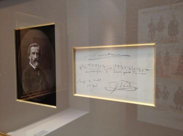 Portrait de verdi en photoglyptie, de 1877 et 4 mesures Traviata=-UTF-8-Q-=2C_Paris_2_