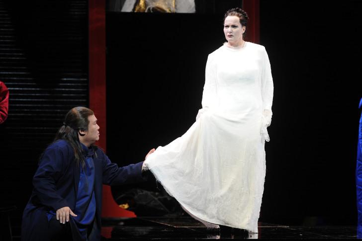 NANCY : Generale Opera Turandot