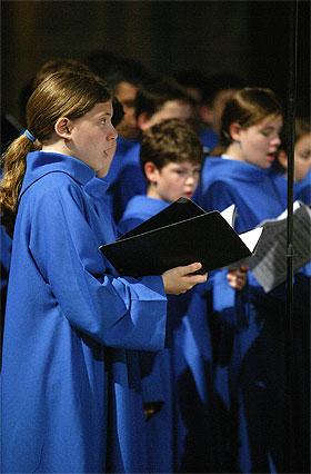 Maitrise Notre-Dame de Paris - (c) Musique Sacrée à Notre-Dame de Paris