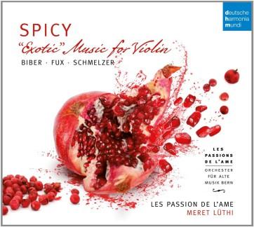 spicy passions de lame