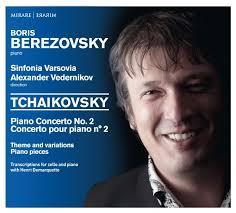 Berezovsky-Tchaikovski-Mirare