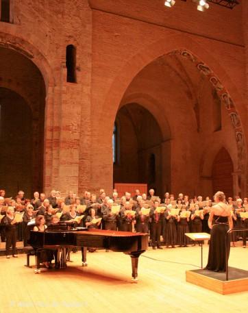 Symphonie de psaumes Stravinsky