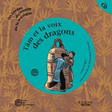 Tam et la voix des dragons image