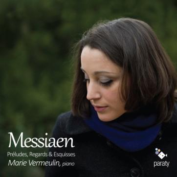 CD Messiaen Marie Vermeulin