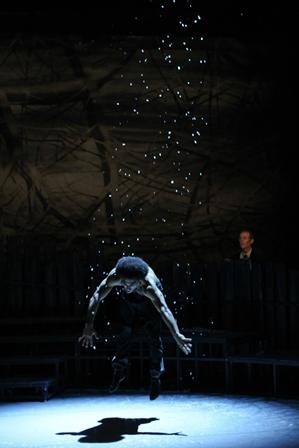 Salomon Baneck-Asard - Photo  Xavier Pinon / Opéra national de Paris