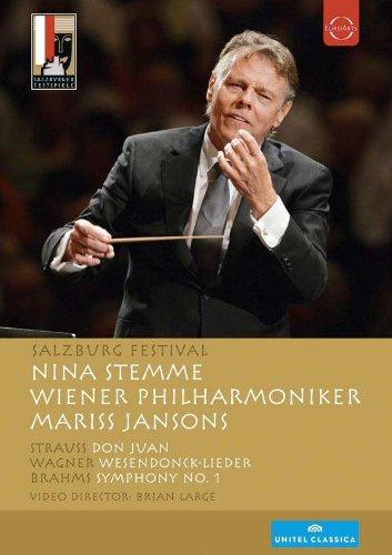 DVD_ Euroarts_Brahms Wagner Strauss_Stemme Jansons