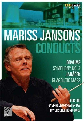 DVD_Arthaus_Jansons_Brahms2_Janacek_Glagolitic