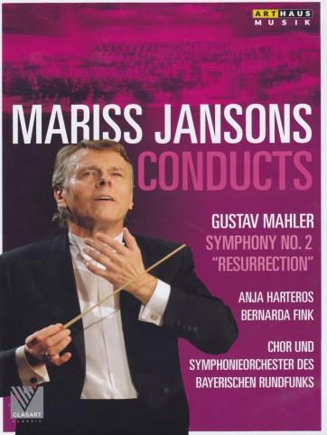 DVD_Arthaus_Jansons_Mahler2