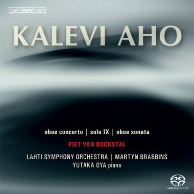 Kalevi Aho_hautbois_BIS Records