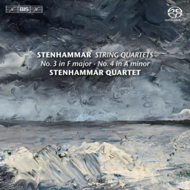 Stenhammar_String Quartets_BIS Records