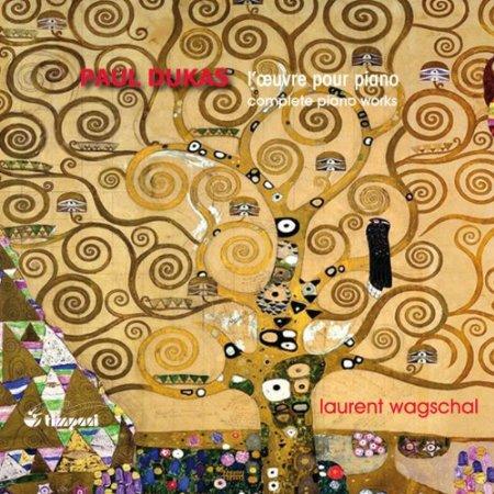 Paul Dukas: Sonate en mi bémol mineur et œuvres pour piano Dukas_wagschal
