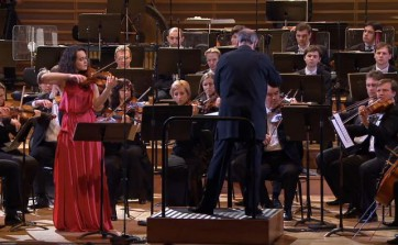 Gergiev 2014-02-16 Telmondis - Orchestre du Théâtre Mariinsky