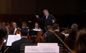 Gergiev 2014-02-16b Telmondis - Orchestre du Théâtre Mariinsky