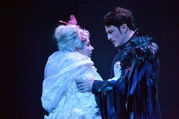 Répétition de l'opéra Barbe BleuAuditorium de Bordeauxle 8 02 2014