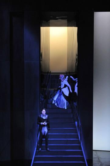 Répétition de l'opéra Barbe Bleu Auditorium de Bordeaux le 8 02 2014