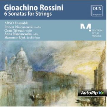 dux rossini sonatas