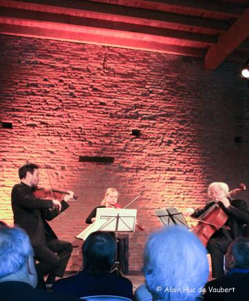 Allegro Trio à cordes N° 2 Schubert