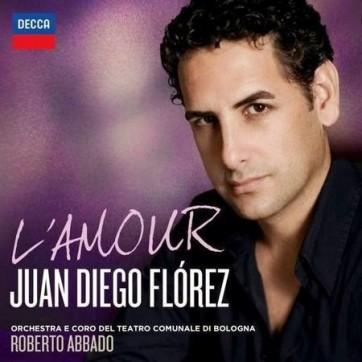 Juan Diego Florez L'amour Decca