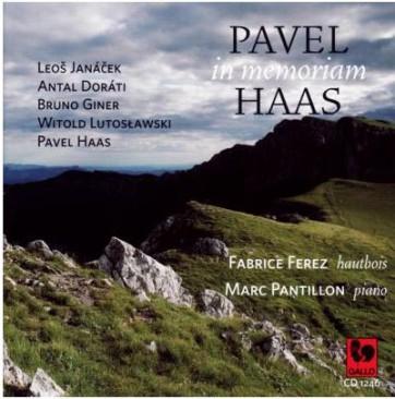 Pavel haas in memoriam