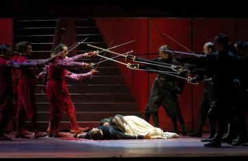 Les Capulets et les Montaigus (saison 2007/2008)