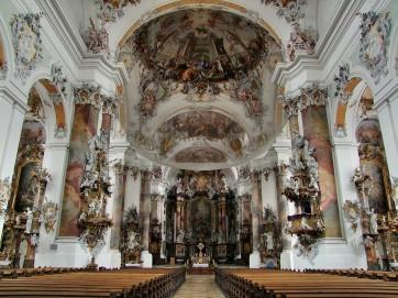 Ottobeuren, Basilique (Wikipedia)