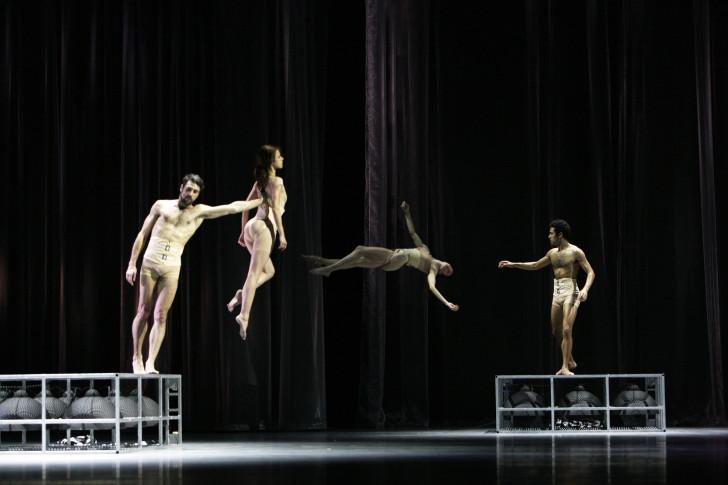 """CHORÉ"" choreografie Jean-Christophe Maillot"