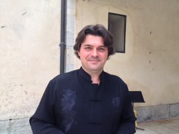 Pierre Thilloy à Syam-photo E.Schneiter