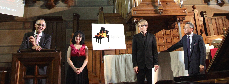 6e concours international de piano de lyon concours la - Concours international de musique de chambre de lyon ...