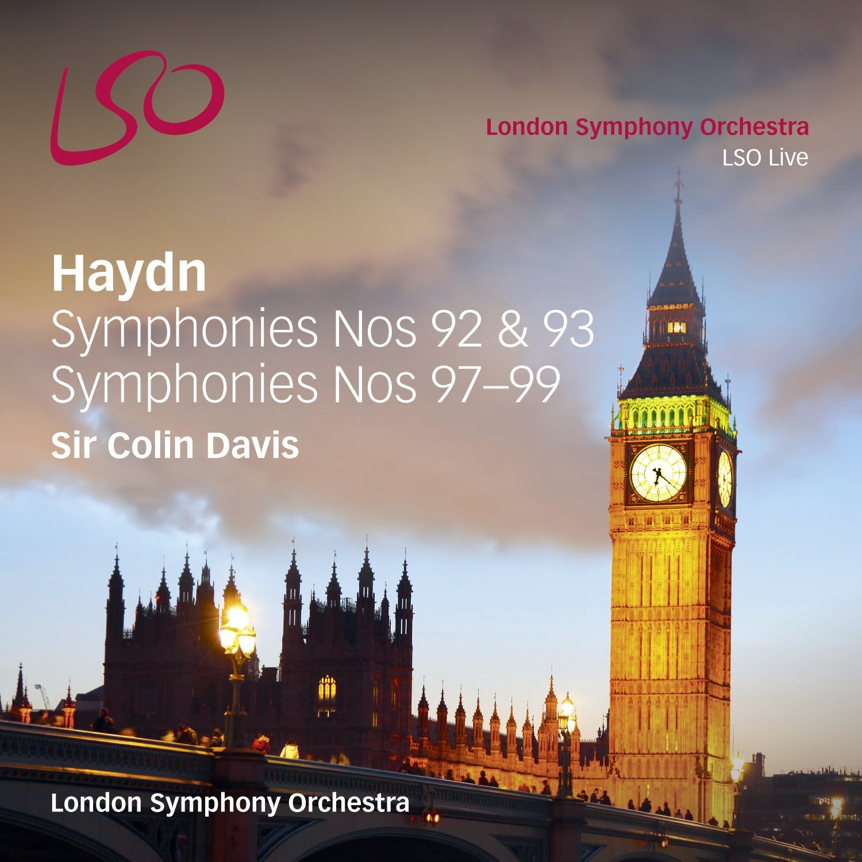 Joseph Haydn - Sir Colin Davis - No. 83 La Poule The Hen Die Henne; No. 82 L´Ours The Bear Der Bär