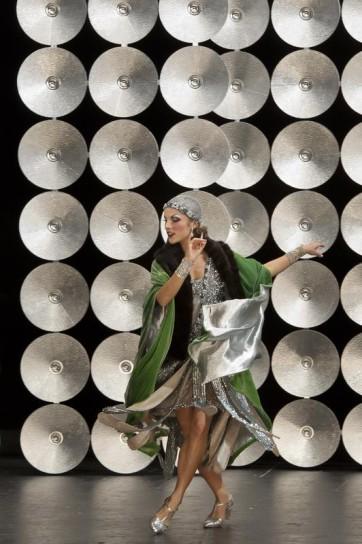 Reprise 2014 d'une pièce de 1924 de Francis Picabia, Erik Satie, René Clair et Jean Borlin.