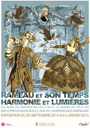 expo Rameau affiche