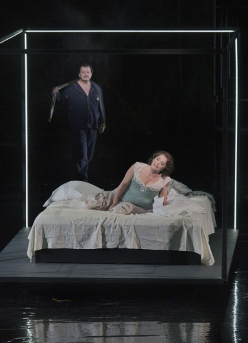 Burkhard Fritz (Waldemar), Emily Magee (Tove)