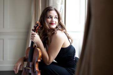 Alexandra Soumm - London Music Masters