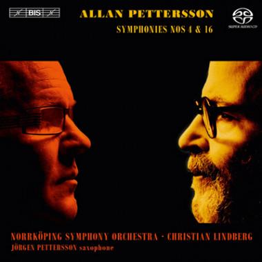 Allan Pettersson_Symphonies no. 4 et no. 16_BIS Records