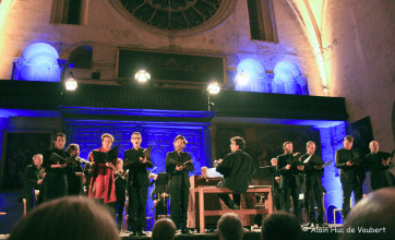 Direction orgue Nicolas Bucher