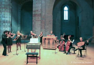 Il Delirio fantastico orgue concertant