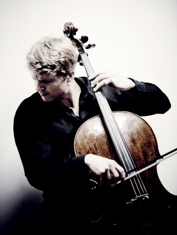 Julian Steckel cello